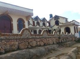 Hostal Jallalla, Comunidad Yumani (Isla del Sol yakınında)
