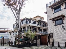 Hotel Dona Lídia, Contagem