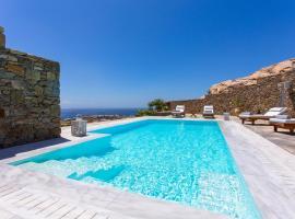 Elia Sea View Luxury Villa