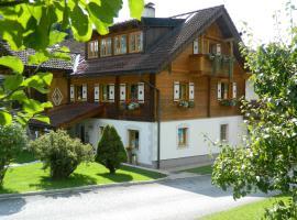 Reiters-Ferienhaus, Russbach am Pass Gschütt (Gseng yakınında)