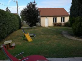 Maison Aux Beaux Chemins, Annoire (рядом с городом Chaussin)