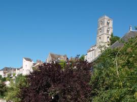 Hôtel Chateau-Landon, Château-Landon (рядом с городом Jarville)