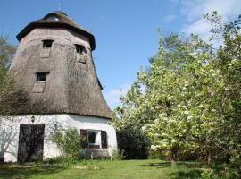 Mühle Beckenkrug, Varchentin (Carolinenhof yakınında)