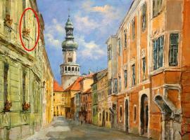 Belvárosi Erdész-lak Sopron