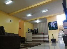 BBB Rooms Centro Itaituba PA