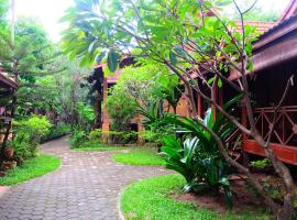 Sala Inpeng Bungalow, Vientiane