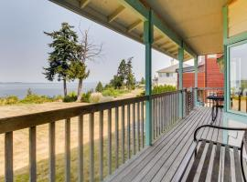 Camano Island Cottage, Maple Grove Beach