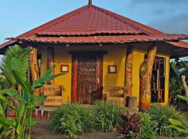 Mama Africa Art Residence, Tanji