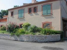 House Petit recantou, Cabanès (рядом с городом Fiac)