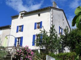Chez Sparey, Ribérac (рядом с городом Bertric-Burée)