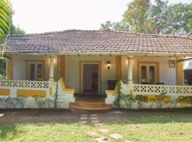 3-BR villa in Aldona, Goa, by GuestHouser 3263, Aldona