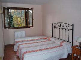 apartamento de una habitación, Бьескас (рядом с городом Йоса-де-Собремонте)