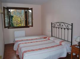 apartamento de una habitación, Biescas (Aso de Sobremonte yakınında)