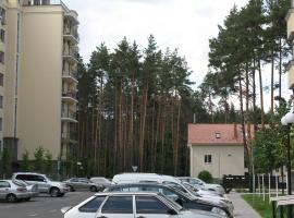 Apartments Among Pines, Bucha