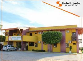 Hotel Lajedo, Apodi (Portalegre yakınında)