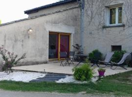 les Clautines, Chabeuil (рядом с городом Charpey)