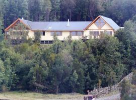 Chile Lodge - Lago Huillinco, Notuél (Penanes Bajo yakınında)
