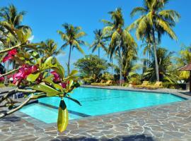 Puri Bunga Beach Cottages