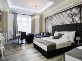 A Golden Star Modern Luxury Apartments Budapest