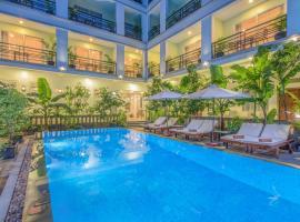 Golden Citadel Hotel Siem Reap