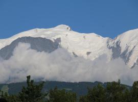 Mobil Home Chamonix Mont Blanc, Пасси (рядом с городом Domancy)