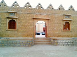 Fort Dhoba Resort's & Camp, Kūri (рядом с городом Kotri)