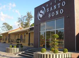 Hotel Santo Sono Quatá, Quatá (Near Paraguaçu Paulista)
