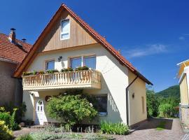 """Pension """"AM RENNSTEIG"""", Eisenach (Creuzburg yakınında)"""