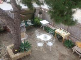 timpone house, Contrada Spagnola