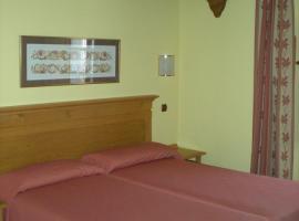 Hotel San Roque, Рейноса