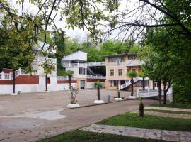 Hotel Gelati Paradiso, Кутаиси (рядом с городом Motsameta)