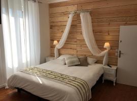 L'hostellerie de Sèvremont, Saint-Michel-Mont-Mercure