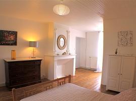 Chambres d'hôtes La Luciole, Tourtrol (рядом с городом Dun)