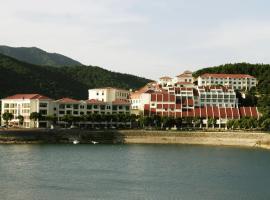 宁波镇海九龙山庄, Hetou (Xiepuzhen yakınında)