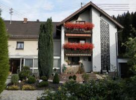 Ferienwohnungen Haus Waltraud, Steinwiesen (Zeyern yakınında)