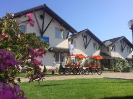 Bagolyvár Guesthouse, Restaurant, Wellness, Inárcs (рядом с городом Dabas)
