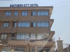 Southern City Hotel, Mbeya (рядом с регионом Kyela)
