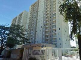 Quarto privativo em Apartamento