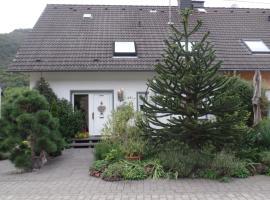 Querbach, Burgen (Wierschem yakınında)