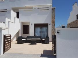 Luxury 3 bedroom apartment, La Horadada (Pilar de la Horadada yakınında)