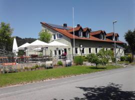 Schützenhaus Ramsberg, Ramsberg