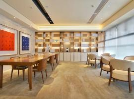 JI Hotel Shanghai Hangtou Hunan Road, Zhoujialong (Xinchang yakınında)