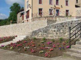 Auberge de Connangles, Connangles (рядом с городом La Chaise-Dieu)