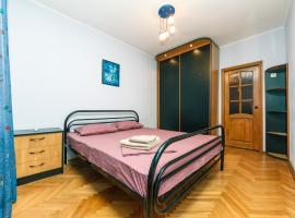 Apartment near IEC Kiev