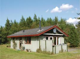 Three-Bedroom Holiday Home in Pandrup, Pandrup (nära Koldmose)