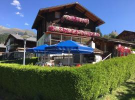 Hotel Mühlebach - Restaurant Moosji, Ernen