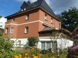 Pension Irmisch, Aue