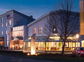 Hotel Seehof Leipzig, Zwenkau (Groitzsch yakınında)