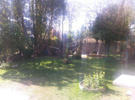 """Casa """"Mi Refugio"""", La Caldera (La Calderilla yakınında)"""