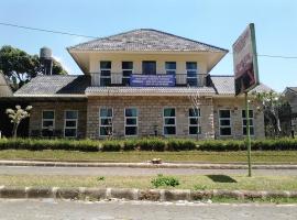Villa Green Apple, Sindanglaya (рядом с городом Cibodas)